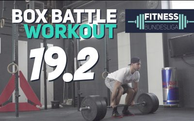 Box Battle Workout 19.2