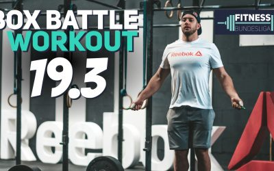Box Battle Workout 19.3