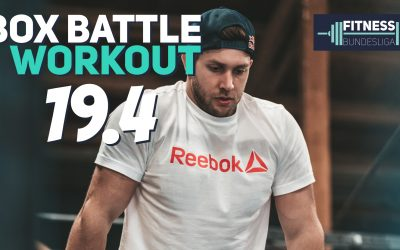 Box Battle Workout 19.4