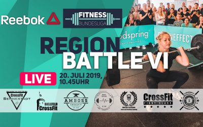 6. Spieltag – Region Battle NordWest
