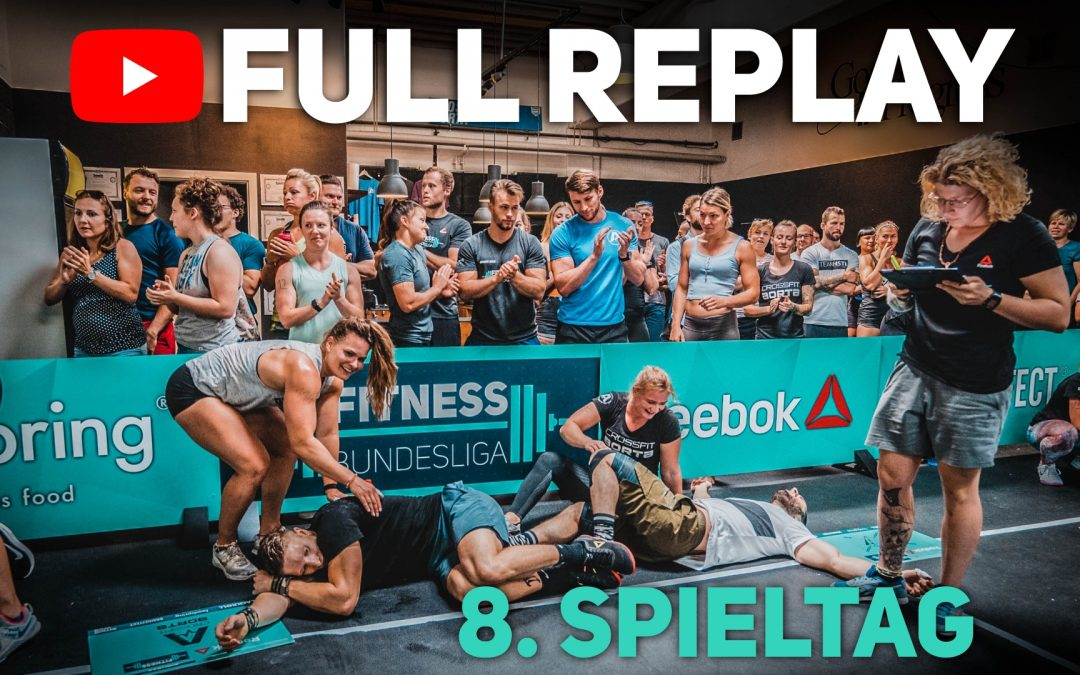 Full Replay – 8. Spieltag
